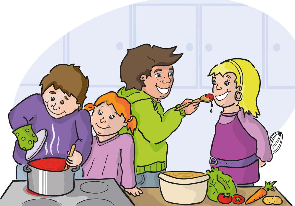 starke freunde kochen
